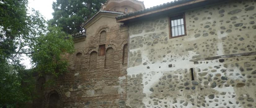Боянската църква крие тайната на сътворението в образа на Десислава