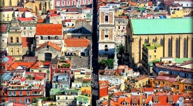 Ключът на сътворението Дуло - IYI лежи под Неапол