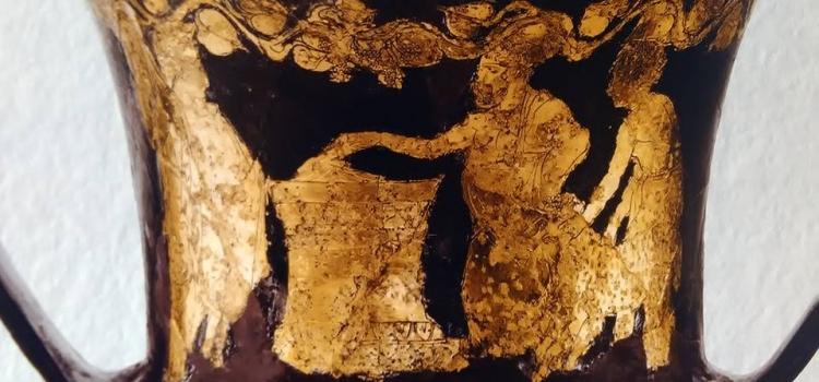 "Нефилими с оръжие ""ваджра"" повалят демонични същества в тракийска експозиция"