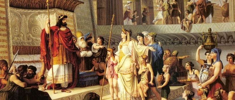 Савската царица, Аста и Изида са една и съща историческа личност?